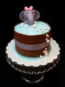 hot tub elephant